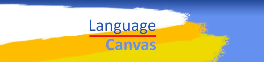 Language Canvas
